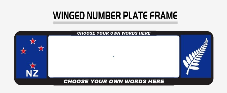 Laser Number Plates Number Plate Surrounds